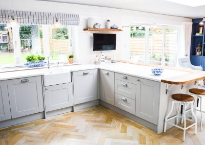 As a professional interior designer, Margi Rose Designs will advise and work with you throughout the project. Click to find out more & view our portfolio..