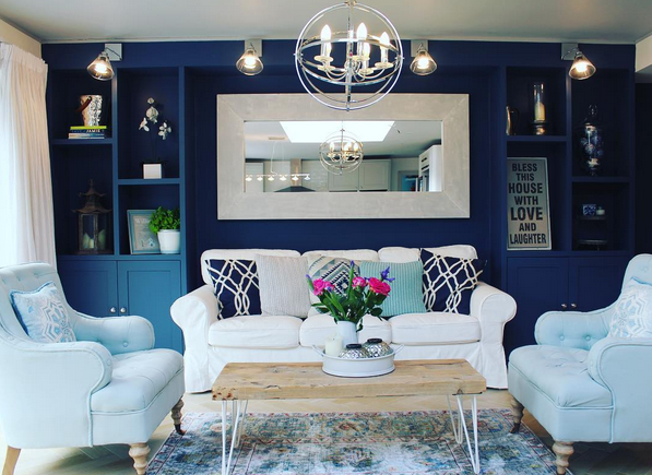 Hampshire Family Home   Interior Design Services By Margi Rose Designs.  Click To View Our