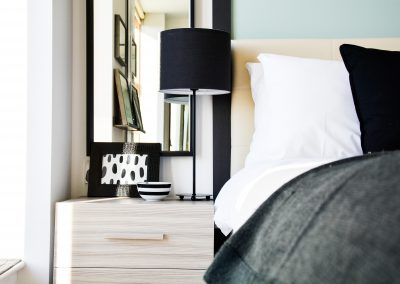 Serviced Apartment Interior Design Project Reading - Interior Design & Room Design Services By Margi Rose Designs. Click to view our portfolio.